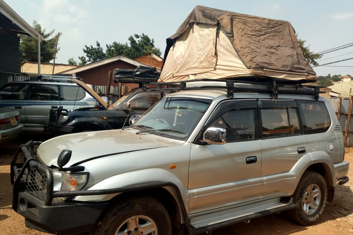 Rooftop Tent Car & Camping Gears Packing List